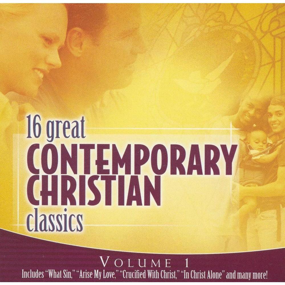 Various - 16 Great Contemporary Christian Class (CD)