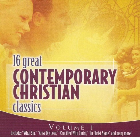 Various - 16 Great Contemporary Christian Class (CD) - image 1 of 1