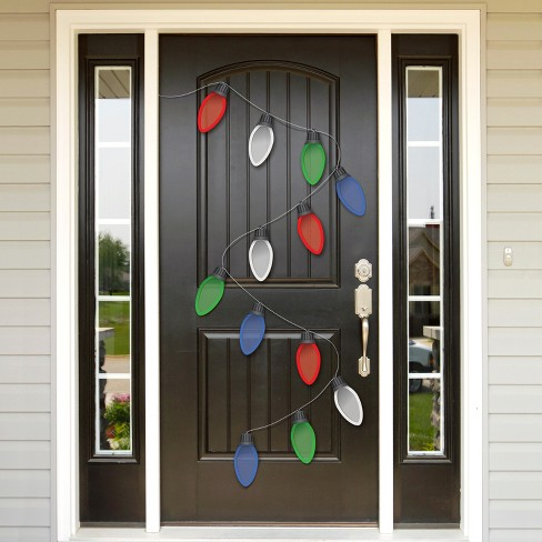 LED Light String Door Decor - Wondershop™ - image 1 of 1