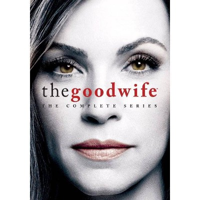 The Good Wife: The Complete Series (DVD)(2020)