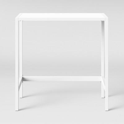 Burke Kids' Metal Desk White - Pillowfort™