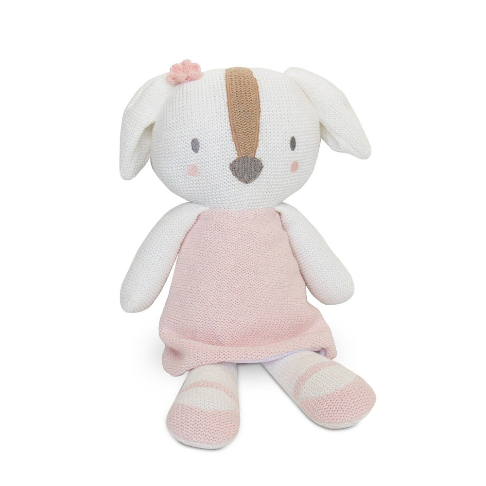 Image of Living Textiles Baby Ms. Rory the Puppy - Plush Toy