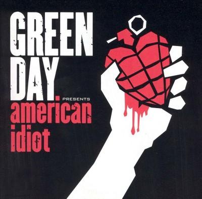 Green Day - American Idiot [Explicit Lyrics] (CD)