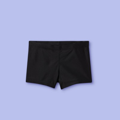 Girls' Swim Bottom - More Than Magic™ Black