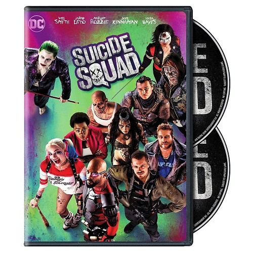 Suicide Squad (Dvd), Movies