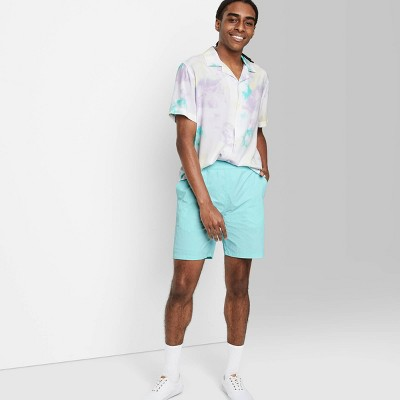 Men's Regular Fit Mid-Rise Woven Jogger Shorts - Original Use™