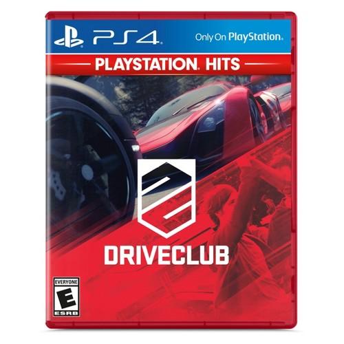 Driveclub - PlayStation 4 (PlayStation Hits), Multicolor - Dnu