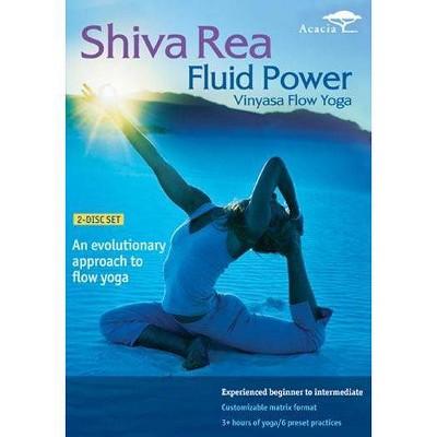 Shiva Rea: Fluid Power Vinyasa Flow Yoga (DVD)