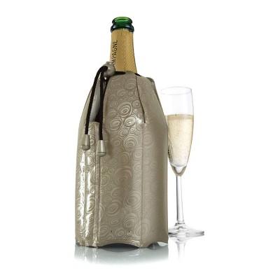 Vacu Vin Active Cooler Champagne Platinum Pattern