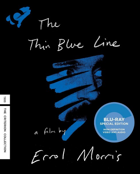 Thin blue line (Blu-ray) - image 1 of 1