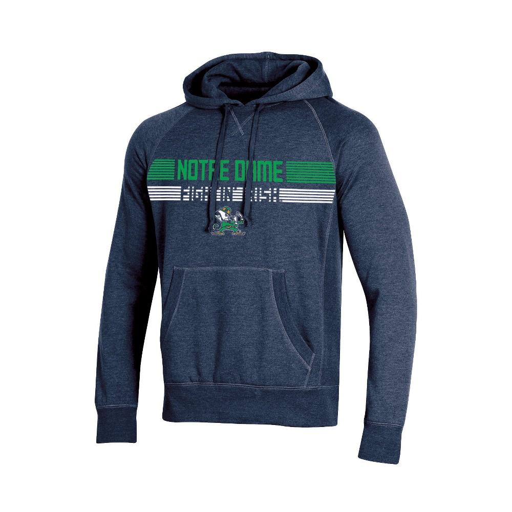 Notre Dame Fighting Irish Men's Hoodie - S, Multicolored