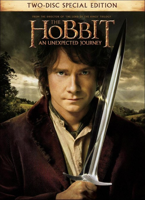 The Hobbit: An Unexpected Journey (Special Edition) (2 Discs) (W) (Widescreen) - image 1 of 1