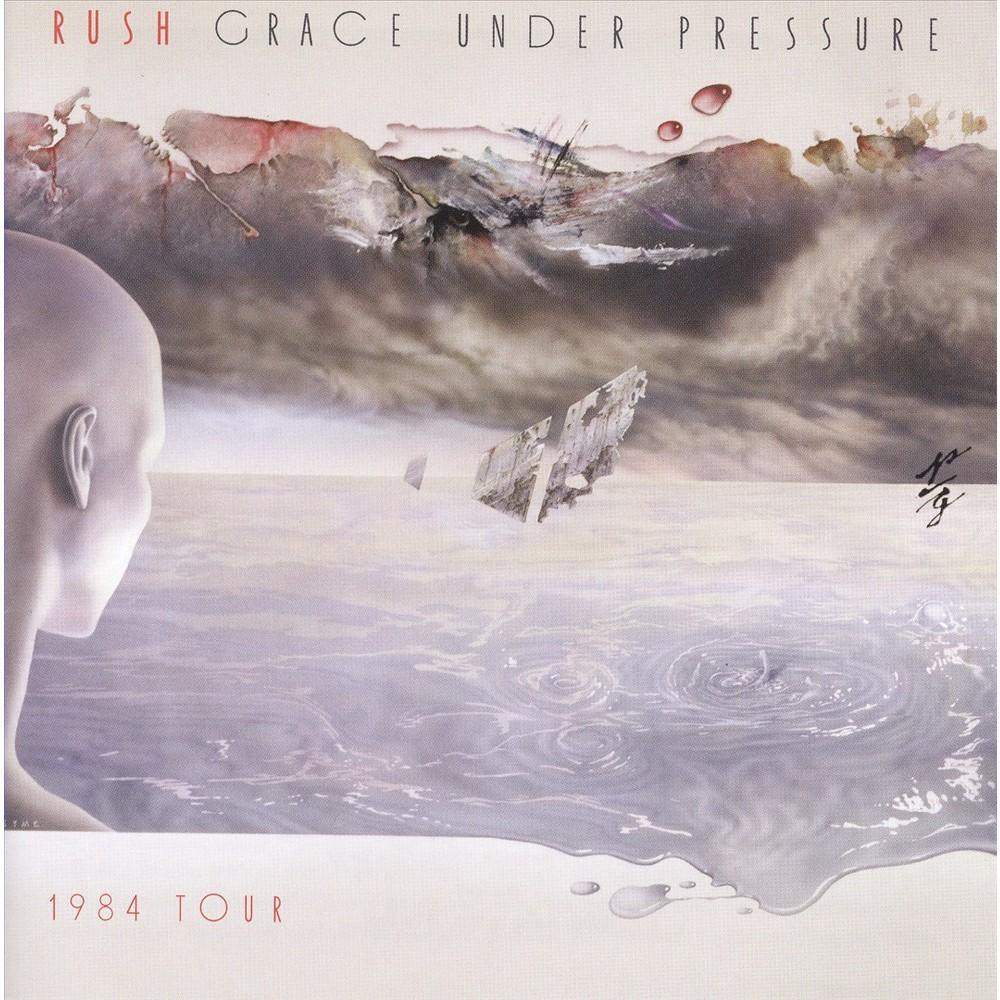 Rush - Grace Under Pressure Tour Live (CD)