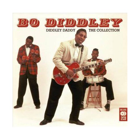 Bo Diddley - Diddley Daddy: The Collection (CD) - image 1 of 1