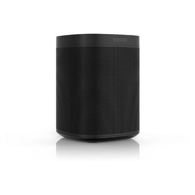 Sonos One Wireless Speaker with Amazon Alexa Voice Assistant - Black (ONEG1US1BLK)