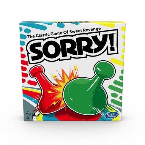 Sorry Board Game - image 1 of 4