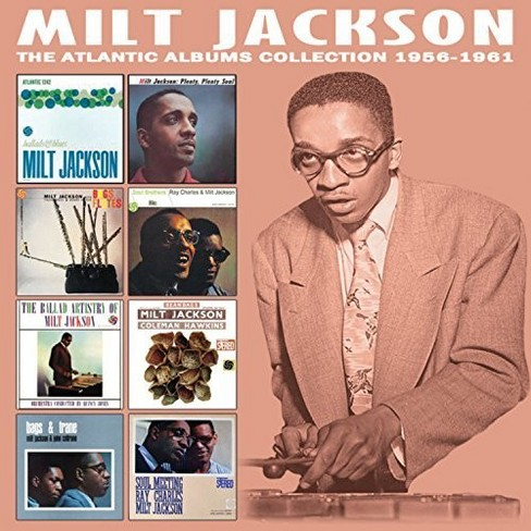 Milt Jackson - Atlantic Albums Collection:56-61 (CD) - image 1 of 1