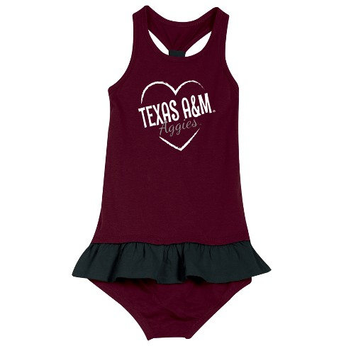 Texas A&M Aggies After Her Heart Toddler Dress - image 1 of 2
