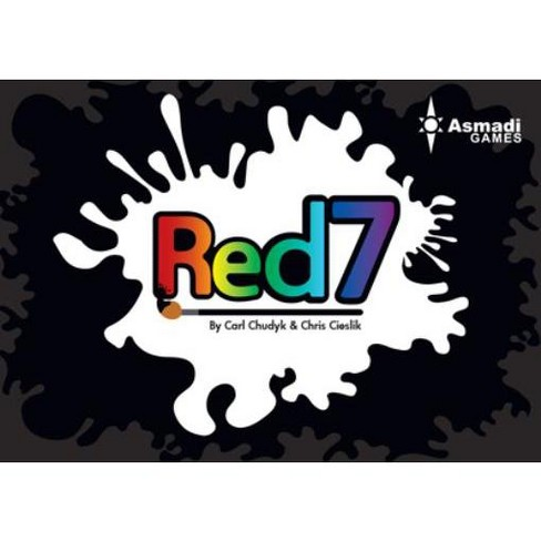 Red7 Board Game - image 1 of 2