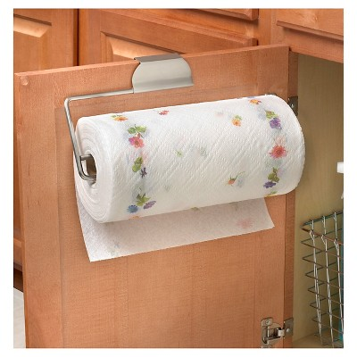 Spectrum Over The Drawer/Cabinet Paper Towel Holder