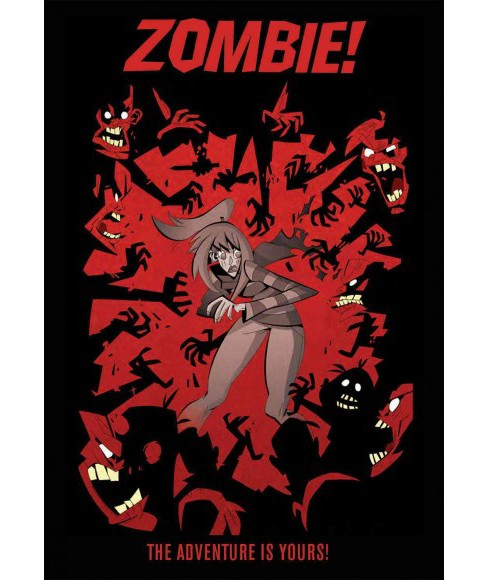 Zombie! : The Adventure Is Yours! (Hardcover) (Walch) - image 1 of 1