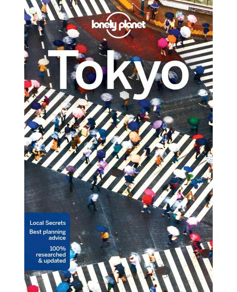 Lonely Planet Tokyo (Paperback) (Rebecca Milner & Simon Richmond) - image 1 of 1