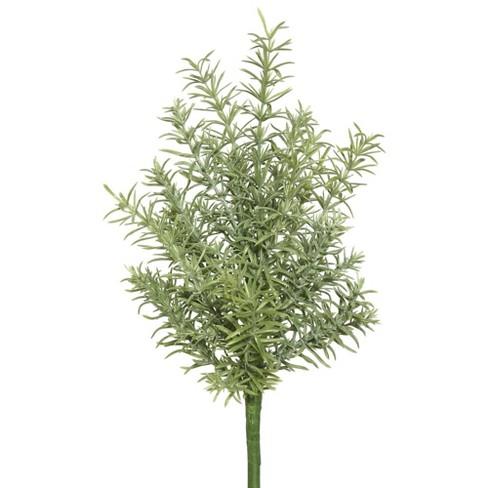 "Artificial (Pk/3) Rosemary Pick (13"") Green - Vickerman - image 1 of 1"