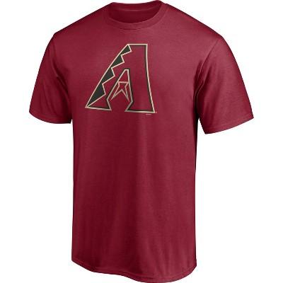 MLB Arizona Diamondbacks Men's Short Sleeve Core T-Shirt