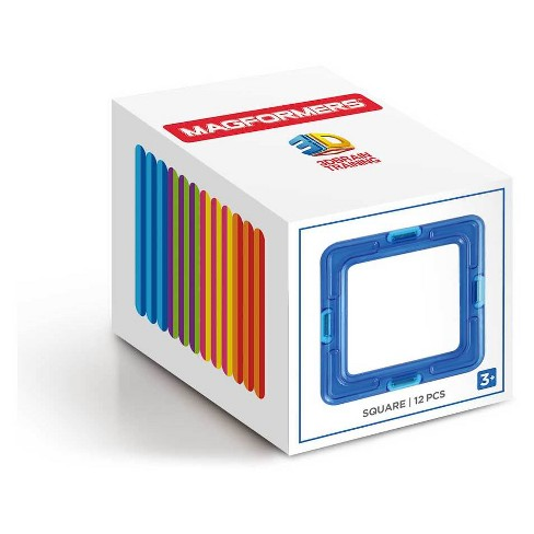 Magformers Square Building Set - 12pc - image 1 of 2