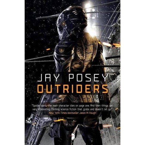 Outriders - by  Jay Posey (Paperback) - image 1 of 1