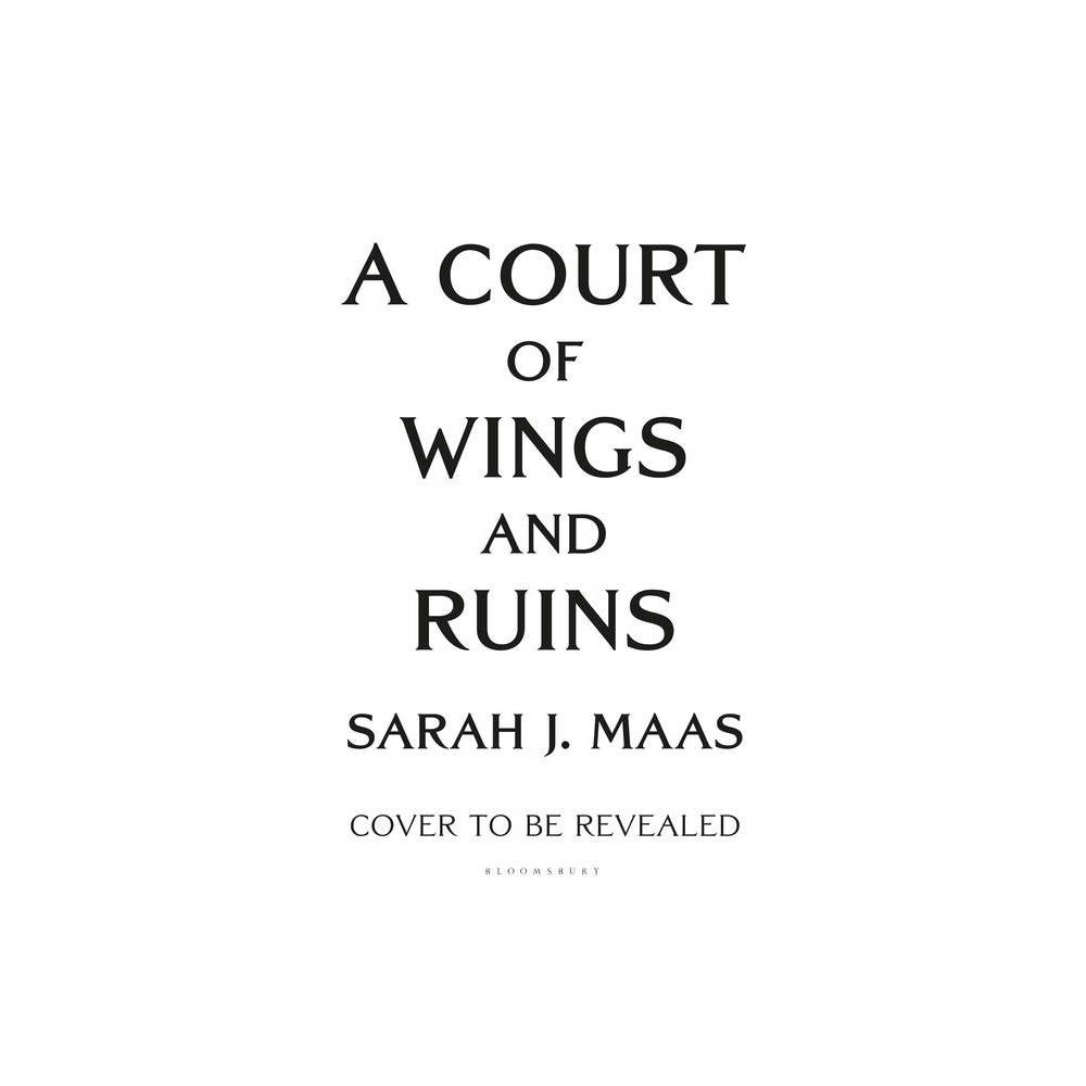 A Court of Wings and Ruin - (Court of Thorns and Roses, 3) by Sarah J Maas (Hardcover)  Simply dazzles.  - starred review, Booklist on A COURT OF THORNS AND ROSES  Passionate, violent, sexy and daring.... A true page-turner.  - USA Today on A COURT OF THORNS AND ROSES  Suspense, romance, intrigue and action. This is not a book to be missed!  - Huffington Post on A COURT OF THORNS AND ROSES  Vicious and intoxicating.... A dazzling world, complex characters and sizzling romance.  - Top Pick, RT Book Reviews on A COURT OF THORNS AND ROSES  A sexy, action-packed fairytale.  - Bustle on A COURT OF THORNS AND ROSES  Fiercely romantic, irresistibly sexy and hypnotically magical. A veritable feast for the senses.  - USA Today on A COURT OF MIST AND FURY  Hits the spot for fans of dark, lush, sexy fantasy.  - Kirkus Reviews on A COURT OF MIST AND FURY  An immersive, satisfying read.  - Publishers Weekly on A COURT OF MIST AND FURY  Darkly sexy and thrilling.  - Bustle on A COURT OF MIST AND FURY  Fast-paced and explosively action-packed.  - Booklist on A COURT OF WINGS AND RUIN  The plot manages to seduce you with its alluring characters, irresistible world and never-ending action, leaving you craving more.  - RT Book Reviews on A COURT OF WINGS AND RUIN Gender: unisex.