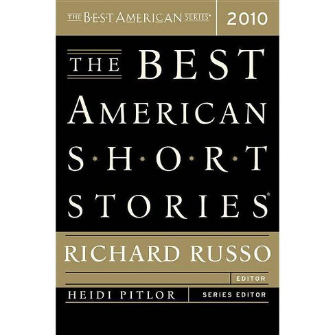 The Best American Short Stories - by  Richard Russo (Paperback) - image 1 of 1