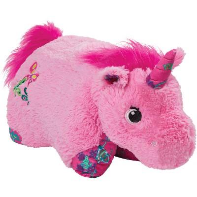 Pink Unicorn Plush - Pillow Pets