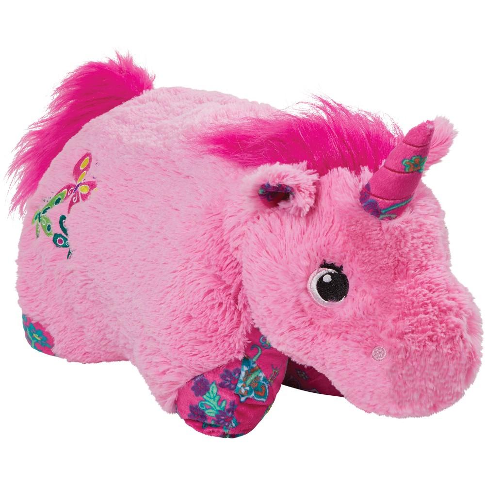 Pink Unicorn Plush Pillow Pets