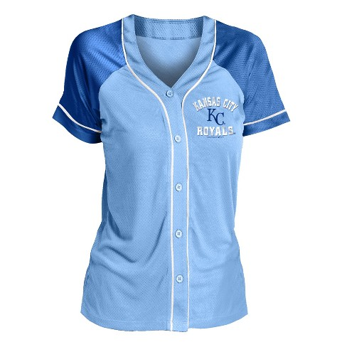 6178bbd0 Kansas City Royals Women's Fashion Jersey - L