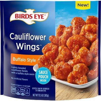 Birds Eye Frozen Cauliflower Wings Buffalo Style - 13.5oz