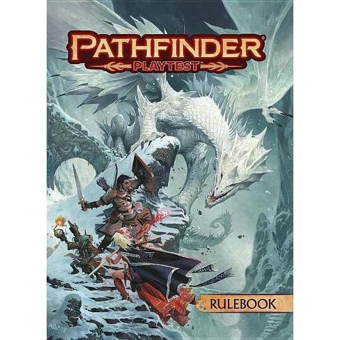 Pathfinder Playtest Rulebook - (Paperback)