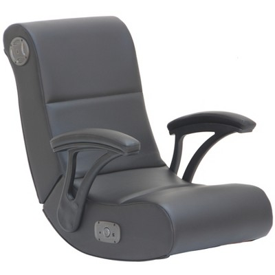 Remarkable Gaming Rocking Chair With Bluetooth Audio System And Arms Beatyapartments Chair Design Images Beatyapartmentscom