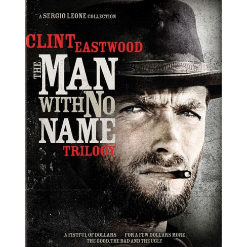 The Man with No Name Trilogy (Blu-ray) - image 1 of 1