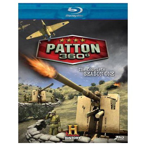 Patton 360: The Complete Season One (Blu-ray) - image 1 of 1