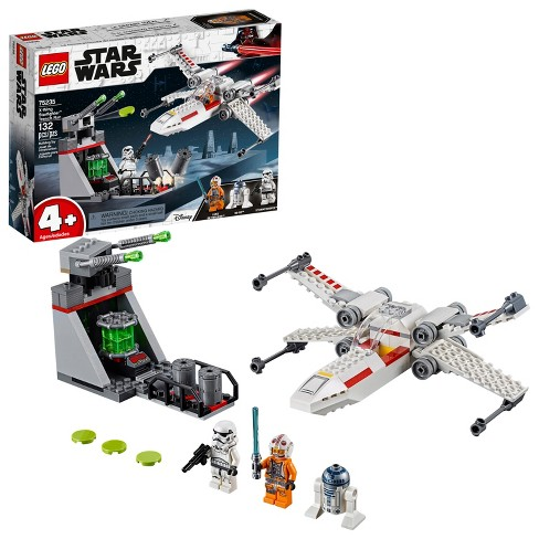 LEGO Star Wars X-Wing Starfighter Trench Run 75235 - image 1 of 4
