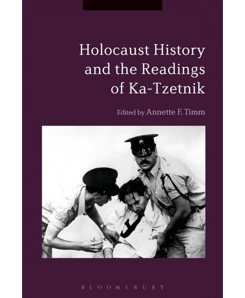 Holocaust History and the Readings of Ka-Tzetnik -  (Hardcover) - image 1 of 1