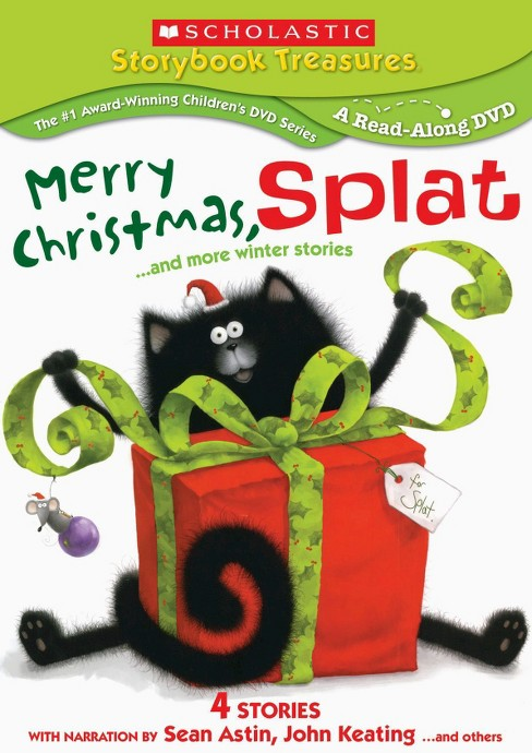 Merry Christmas Splat & More Winter S (DVD) - image 1 of 1