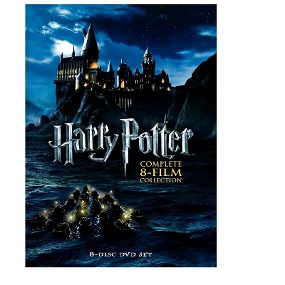 Harry Potter: Complete 8-Film Collection [8 Discs]