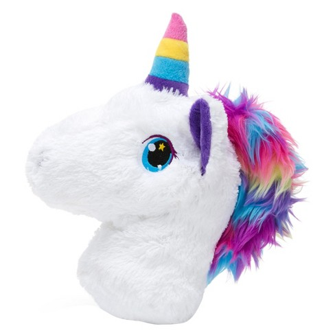 BARK Rainbow Unicorn Dog Toy - Pete the Frankly Fantastic Unicorn - image 1 of 7