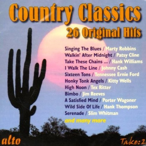 Various - Country classics (CD) - image 1 of 1