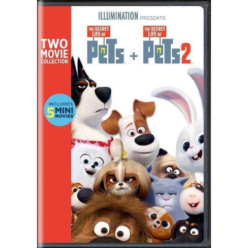 The Secret Life of Pets 2-Movie Collection - image 1 of 1