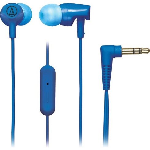 Audio-Technica SonicFuel In-ear Headphones with In-line Mic & Control - image 1 of 1