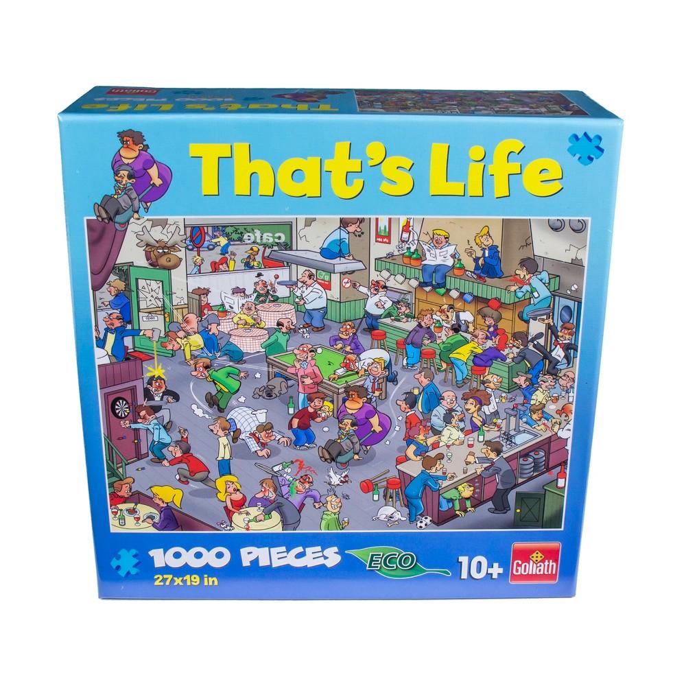 Goliath That's Life - The Pub Puzzle 1000pc