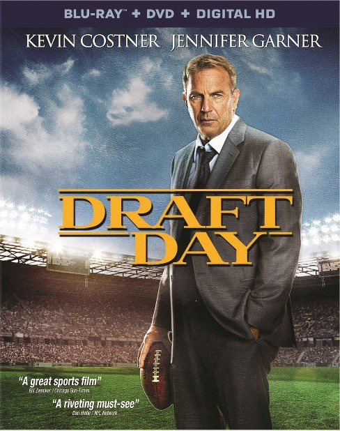 Draft Day (2 Discs) (Includes Digital Copy) (Blu-ray/DVD) - image 1 of 1